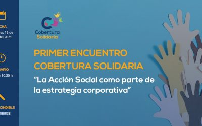 Cobertura Solidaria celebra su I Aniversario (16 junio 2021)