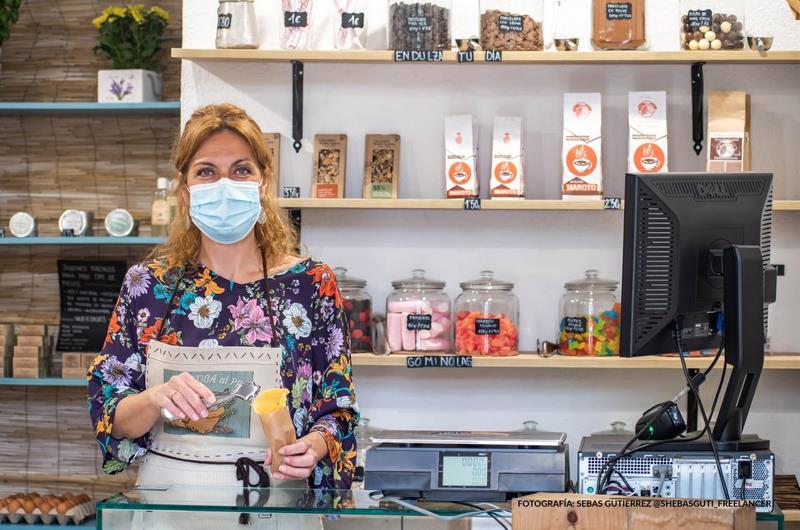Mujeres emprendedoras La Botiga al Pes Dona Emprèn