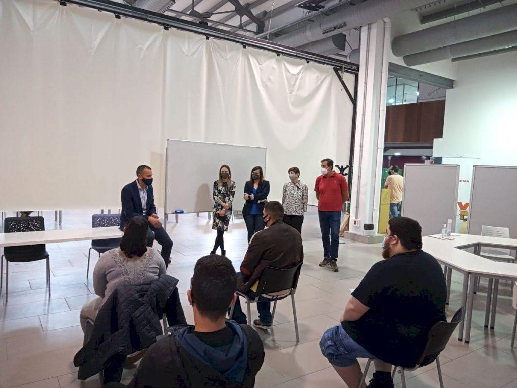 Curso de carretillero/a para 6 jóvenes gracias a Transportes Viuda de Tadeo Juan