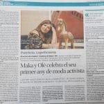 Moda activista: Maka y Olé celebra su primer año