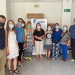 Miembros de Polonia, Rumanía y Chipre del programa Erasmus + KA204 visitan Novaterra